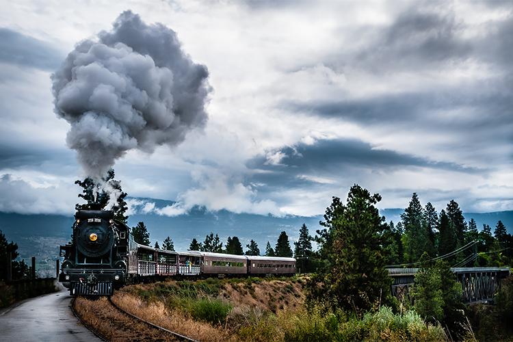 Поезд — Стихи