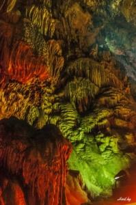 Крит. Диктейские горы. Пещера Зевса.