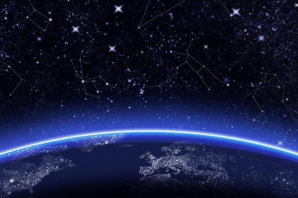 Как находить созвездия и Полярную Звезду на ночном небе