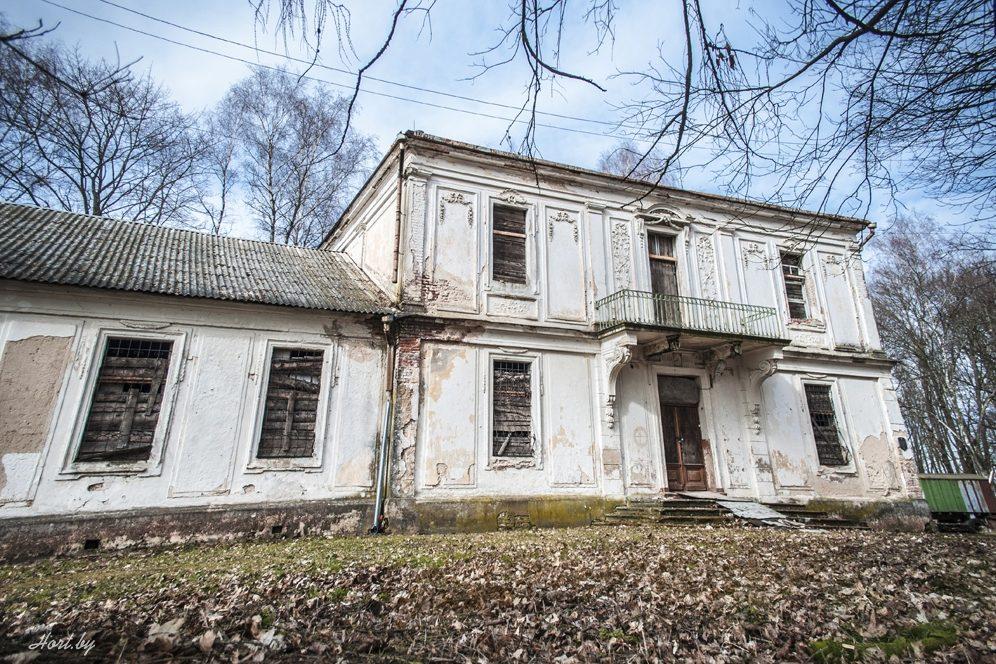 Скрытое временем: усадьба «Игнатичи» Минского района