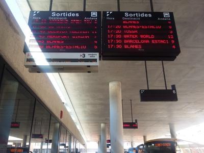 Расписание автобусов Ллорет де мар