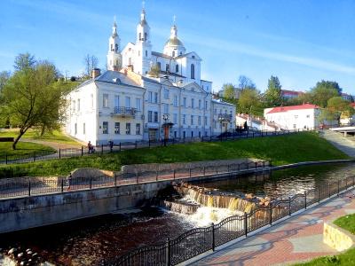Успенский кафедральный собор в Витебске