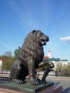 Пушкинский мост Витебск