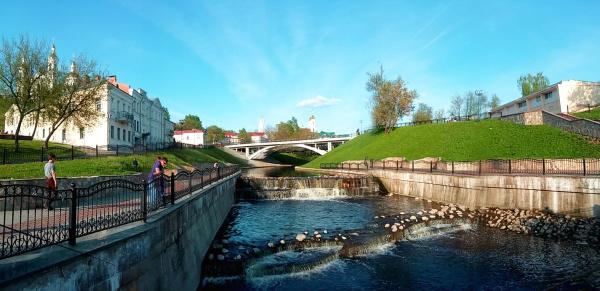 Река Витьба