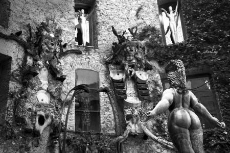 Фегерас. Музей Сальвадора Дали