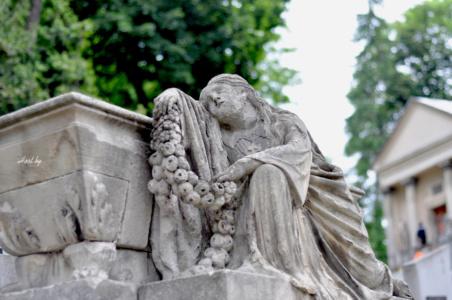 Лычаковское кладбище. Львов.