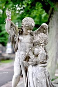 Ангелочки. Лычаковское кладбище. Львов.