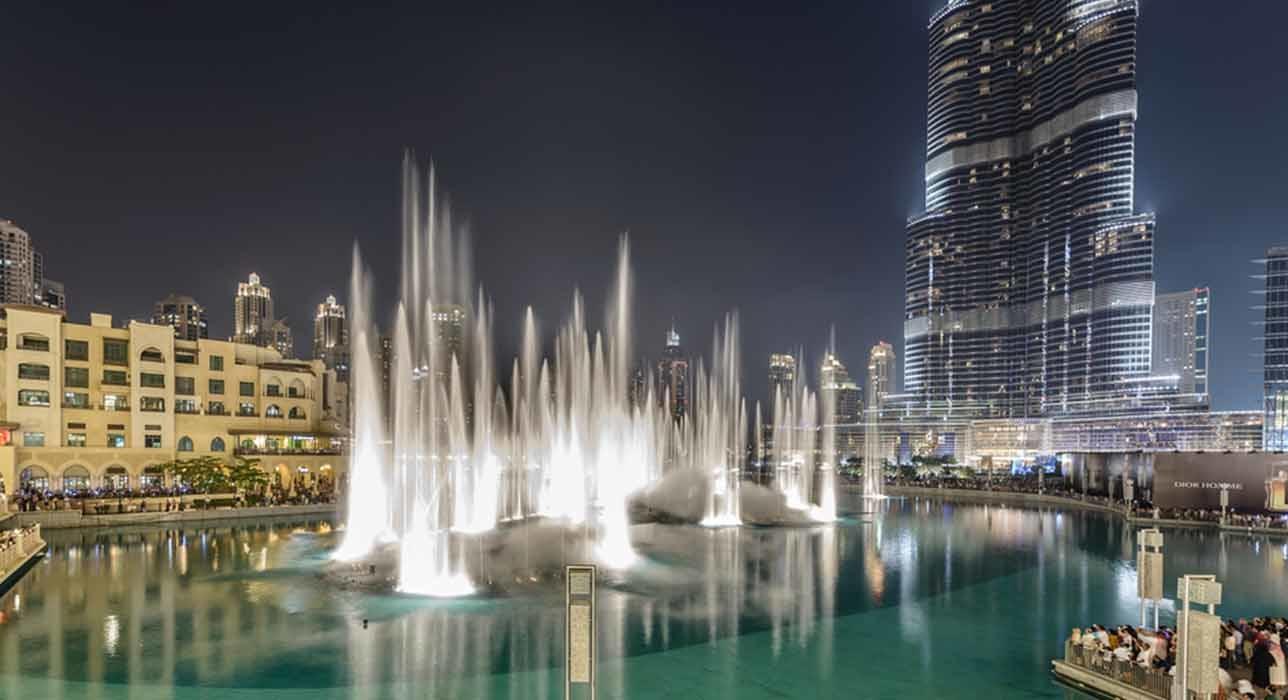 Арабские Эмираты: 1000 и 1 впечатление об арабской жизни