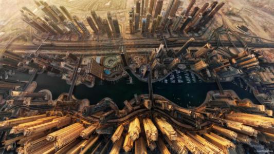 Арабские небоскребы