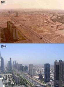 ОАЭ. Как быстро изменились за 40 лет
