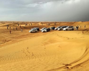 Арабские Эмираты. Сафари тур в пустыне.