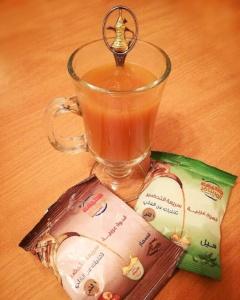 Арабский кофе с финиками