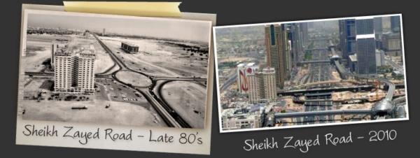 ОАЭ. Быстрое строительство
