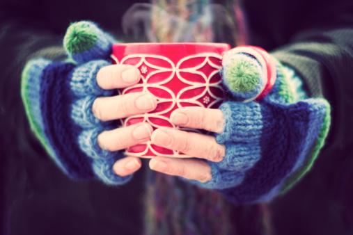 Как согреться зимой
