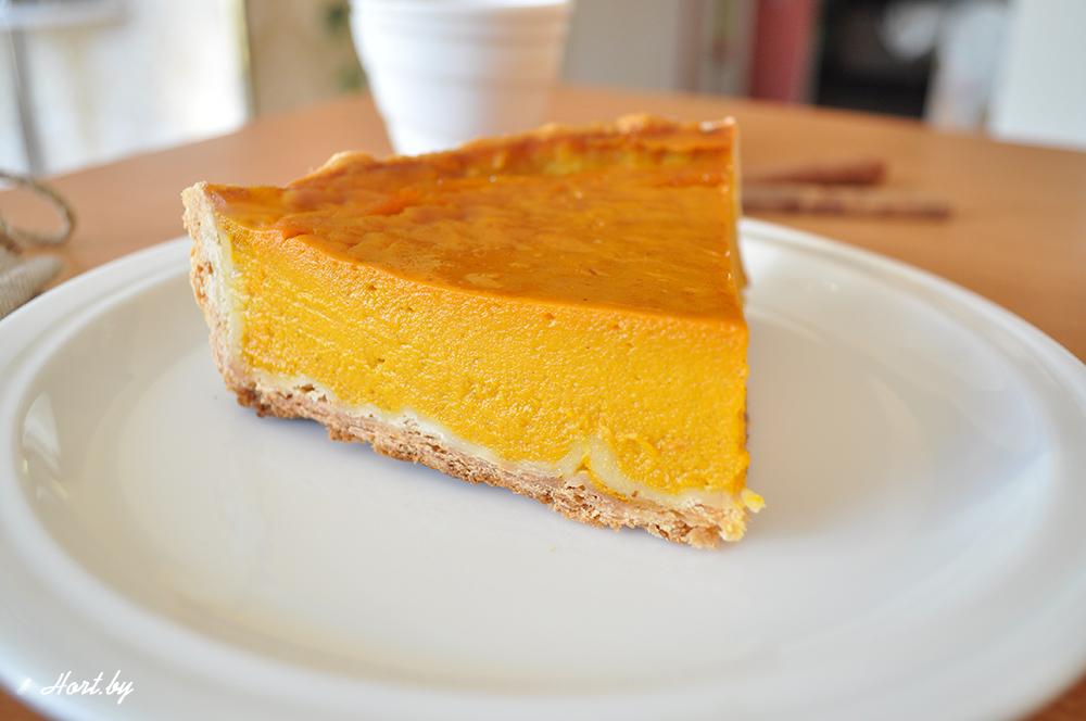 Американский тыквенный пирог Рецепт