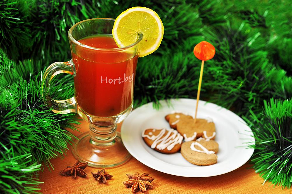 Чайный грог – терпкий аромат, согревающий зимой