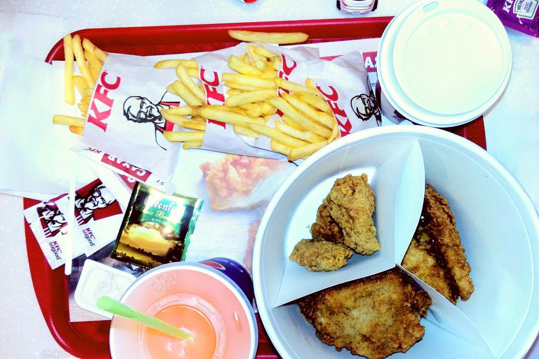 Макдональдс, KFC, БургерКинг, КФЦ, КФС