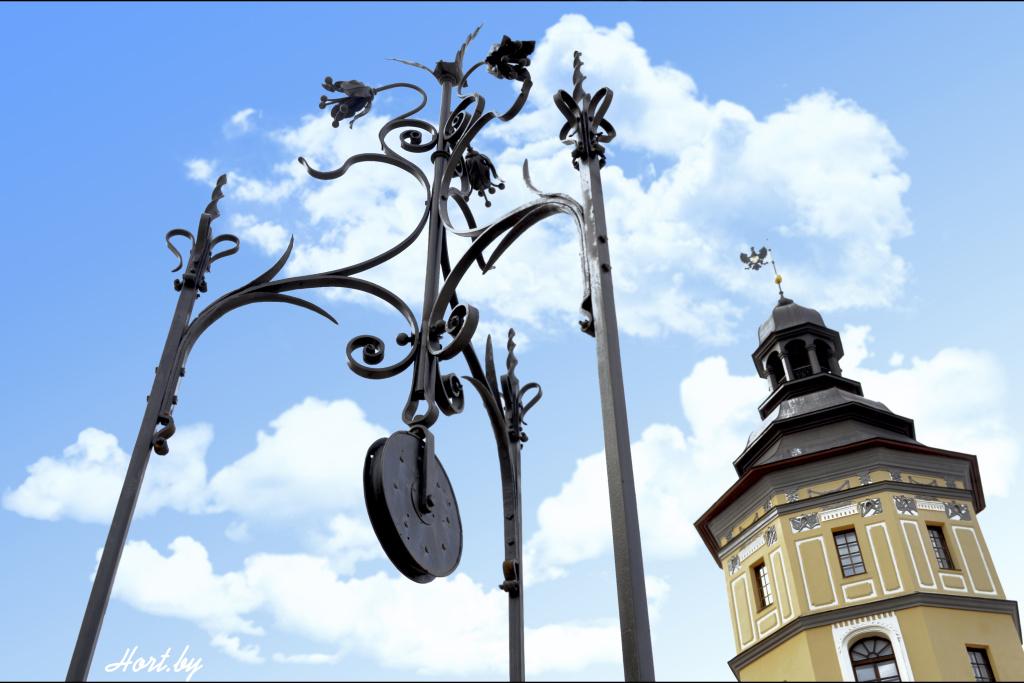 Фотозарисовки наследия Радзивиллов: Несвижский замок