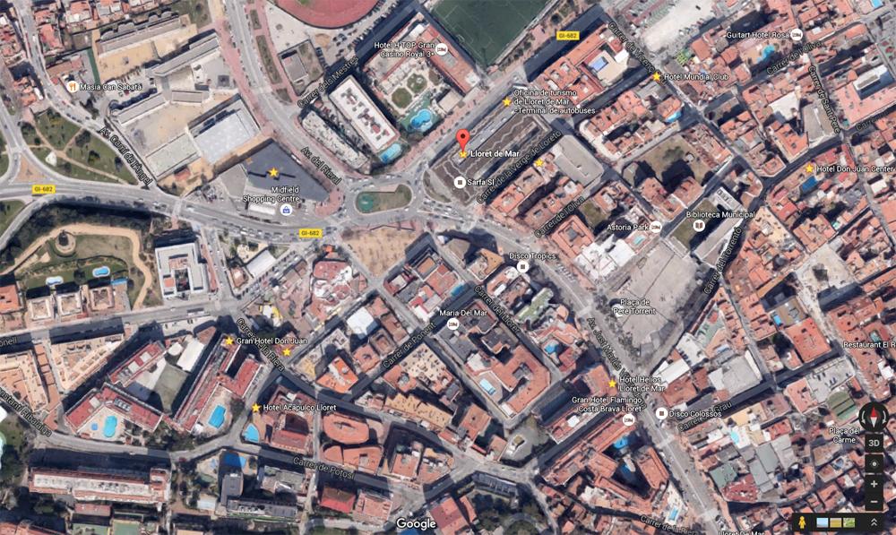 map_lloret