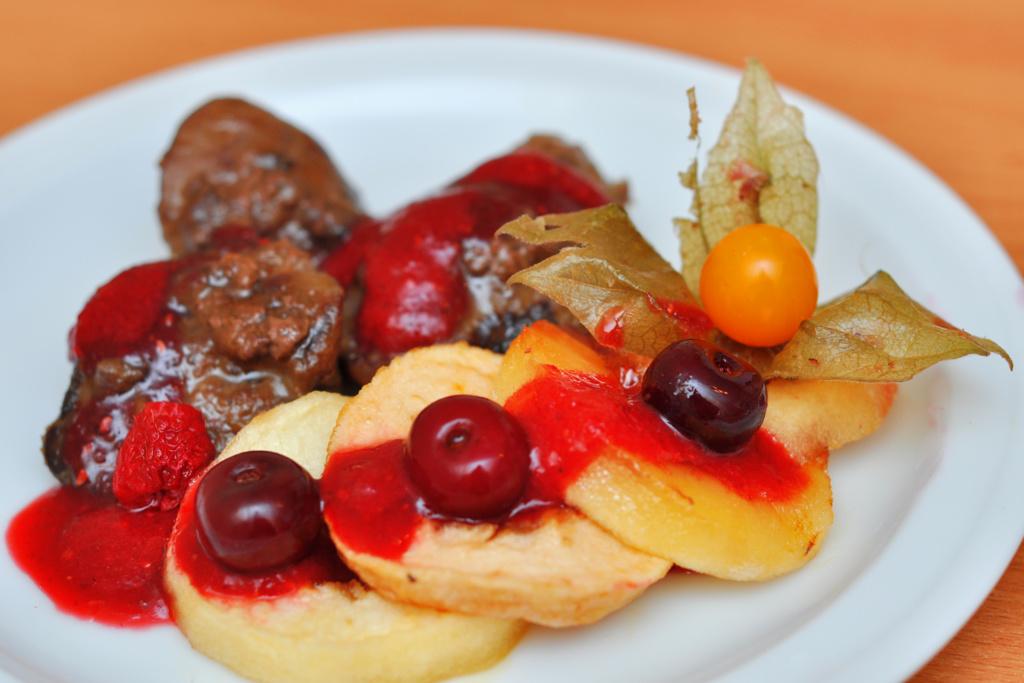 Фуа-гра: гусиная печень по-французски в домашних условиях